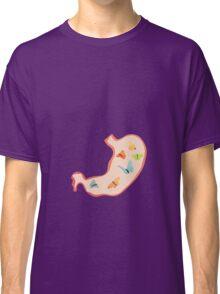 Butterflies in Stomach Classic T-Shirt