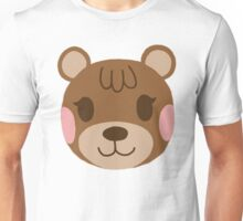 Animal Crossing Simple Maple Tee Unisex T-Shirt
