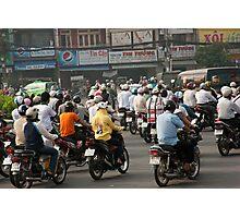 Welcome To Saigon Photographic Print