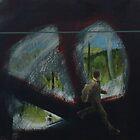 Dark landscape three by Ross McMaster