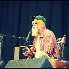 Seasick Steve by Heather Allan