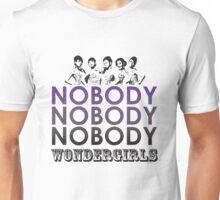 Wonder Girls - Nobody, Nobody, Nobody. Unisex T-Shirt