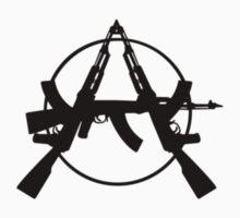 Molon labe anarchy guns by nellywanadi