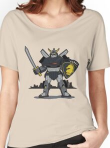 Black Knight Women's Relaxed Fit T-Shirt