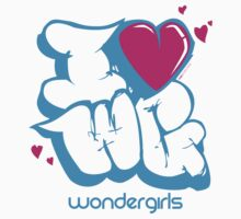 I heart WG / Wonder Girls  by SFKL