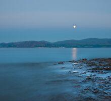 Llanfairfechan Blue Moon by picturistic
