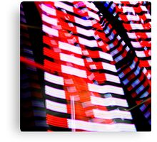 Red White and Blue Canvas Print