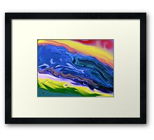 From the Shore Framed Print