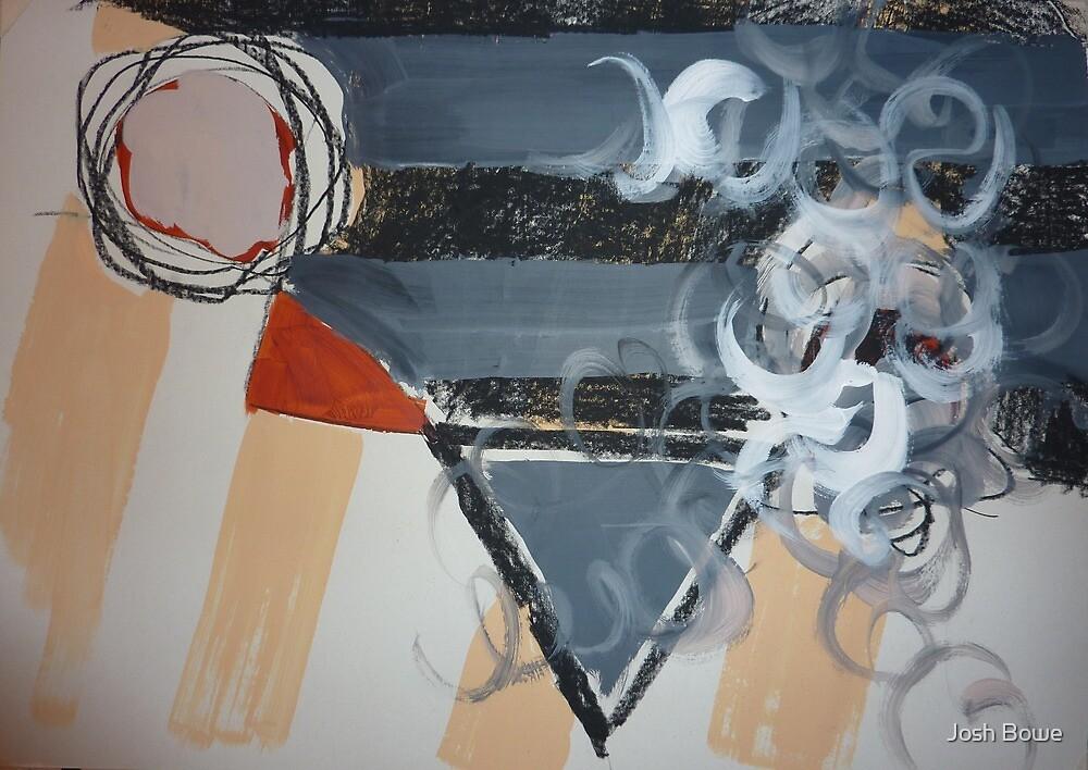 Peripheral Dialogue 2 by Josh Bowe