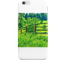 Pastureland  iPhone Case/Skin
