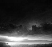 Midnight Flash by Trevor  Capstick