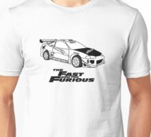 Fast and furios Unisex T-Shirt