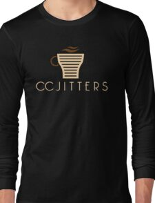 Central City CC Jitters Coffee Long Sleeve T-Shirt