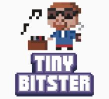 Tiny Tower Bitster by GeekCupcake
