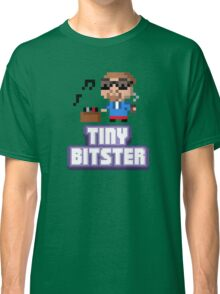 Tiny Tower Bitster Classic T-Shirt