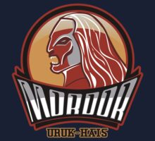 Mordor Uruk-Hais Football Team by Faniseto