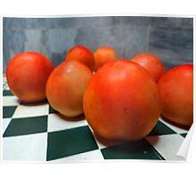 tomato chess? Poster