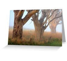 Three Giants - Ceres Greeting Card