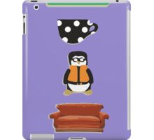 Hugsey Couch Friends Icons  iPad Case/Skin