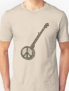 Peace Banjo T-Shirt