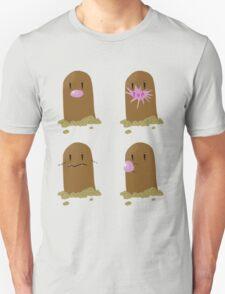 Diglett - The Secrets Out T-Shirt