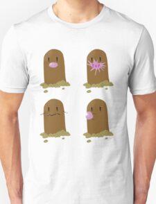 Diglett - The Secrets Out Unisex T-Shirt