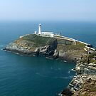 South Stacks Light House, Anglesey, UK by Michaela1991