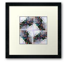 P1420131-P1420134 _GIMP _4 Framed Print