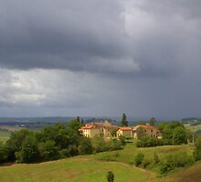 Saint Justin - Storm Approaching by picketty