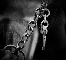 Locked Away  by Jessica Mullins-Hunter