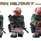 Modern Military Mamba by Shobrick