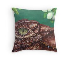 ... and make it snappy Throw Pillow