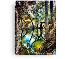 Dalienutopia - Bows Canvas Print
