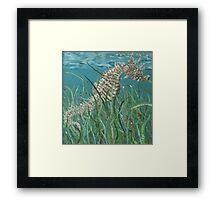 Prairie Horse Framed Print