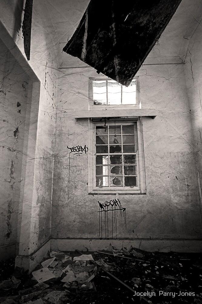 Window in time by Jocelyn  Parry-Jones