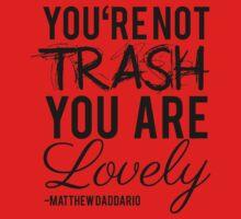 Matthew Daddario - Trash One Piece - Short Sleeve