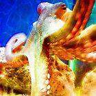 Lego the Octopus by AlyZen