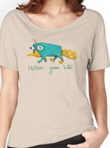 Perry the Platypus Women's Relaxed Fit T-Shirt