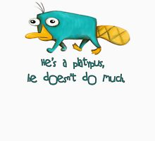 Perry the Platypus v2.0 Unisex T-Shirt