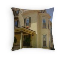A Grand Old Home Throw Pillow