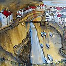 Simply Staithes by Sue Nichol