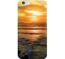 beal beach sunset near ballybunion iPhone Case/Skin