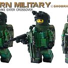 Modern Military Rabbit jungle by Shobrick