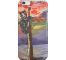 Mom, Where Are You? iPhone Case/Skin