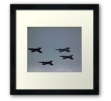 Team Viper Framed Print