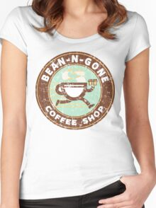 Bean n Gone Women's Fitted Scoop T-Shirt