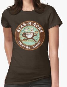 Bean n Gone Womens Fitted T-Shirt