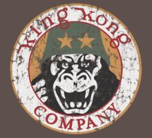 King Kong Company One Piece - Short Sleeve