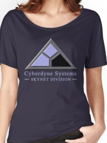 Cyberdyne Systems Skynet Division Women's Relaxed Fit T-Shirt