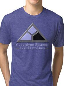 Cyberdyne Systems Skynet Division Tri-blend T-Shirt